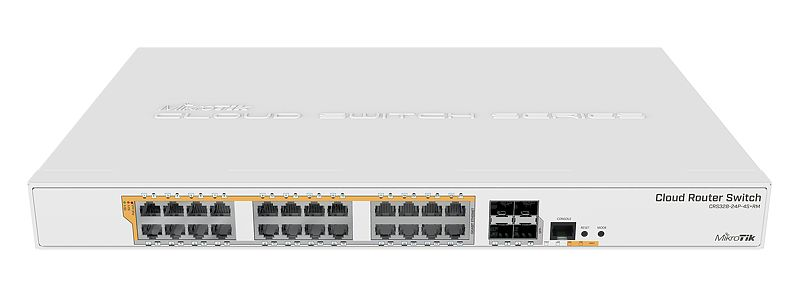 CLOUD ROUTER SWITCH L3 CPU 800MHZ RAM 512MB 2[...]