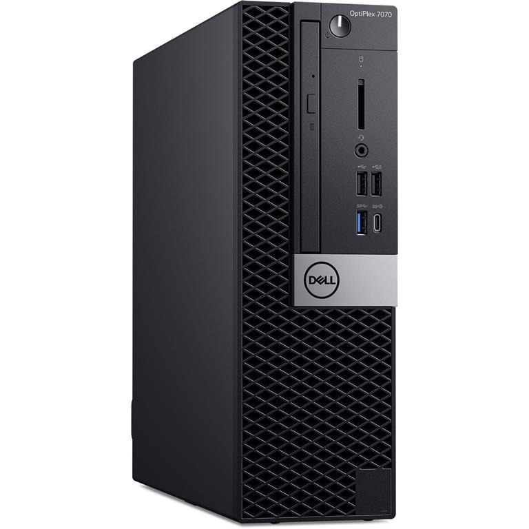 DELL PC OPTIPLEX 7070 SFF 200W, TECL,MOU, INT[...]