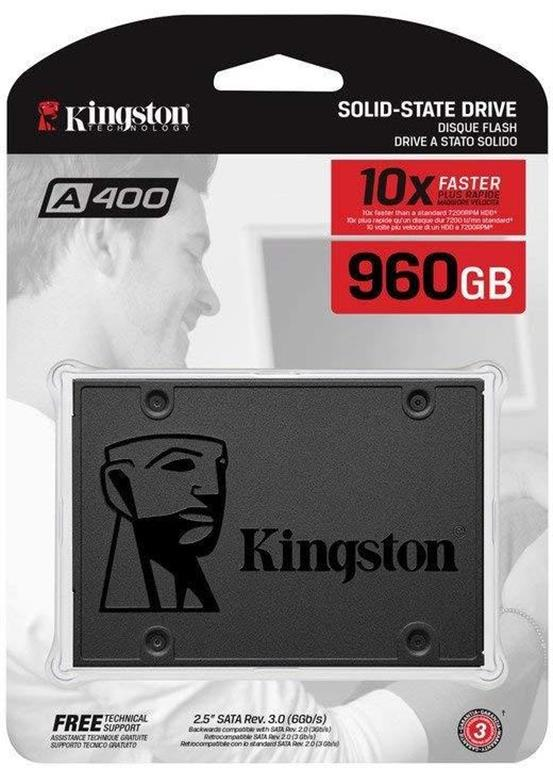 DISCO DE ESTADO SÓLIDO KINGSTON 960GB SSD A40[...]