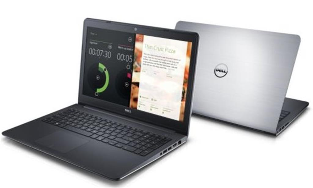 DELL INSPIRON 15-5548 TÁCTIL Win10Hm, CORE I7-5500U (2.4 TO 3GHZ, 4MB), 16GB DDR3 1600MHZ, HDD 1.0TB