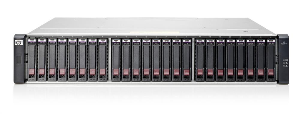 HP Modular Smart Array 1040 Dual Controller SFF Storage